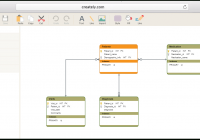 Database Design Tool | Create Database Diagrams Online intended for Er Drawing Tool