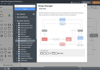 Database Design Tool | Lucidchart inside How To Create Database Design Diagram