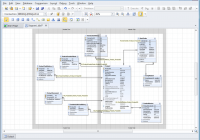 Database Diagram Tool For Sql Server intended for Database Schema Drawing Tool