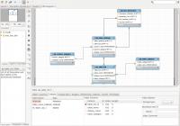 Database – Er Diagram Software – Ask Ubuntu pertaining to Sql Er Model
