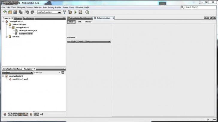 Permalink to Database Er Diagram Viewer – Connection Netbeans Plugin throughout Er Diagram Java