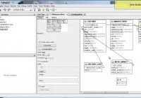 Database Er Diagram Viewer's Features intended for Er Diagram Using Dbvisualizer