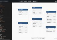 Dbdiagram.io – Database Relationship Diagrams Design Tool regarding Data Model Diagram Tool Free