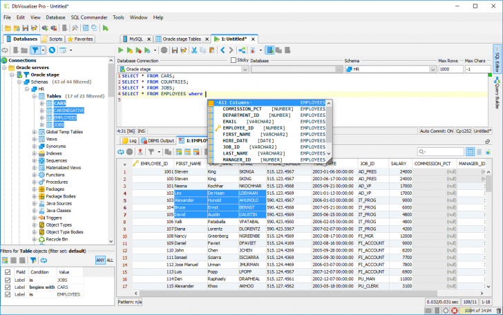 Permalink to Dbvisualizer – Dbms Tools throughout Er Diagram Using Dbvisualizer