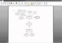 Diagram] Er Diagram Microsoft Word Full Version Hd Quality