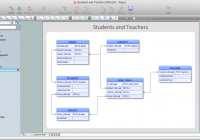 Diagram] Microsoft Visio Entity Relationship Diagram