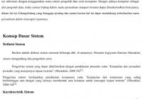 Draft Paper Analisis Dan Perancangan Sistem Absensi – [Docx with Simbol Er Diagram Yg Berbentuk Elips Adalah