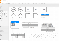 Draw Er Diagram Tool Free – Technical Diagrams pertaining to Er Drawing Tool