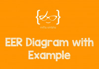 Eer Diagram Example & Solution regarding Er Diagram Questions With Solutions