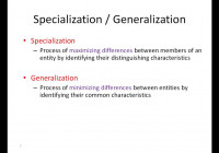 Enhanced Erd Superclasses And Subclasses inside Er Diagram Superclass Subclass