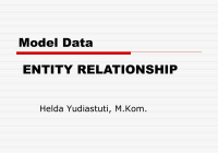 Entity Relationship – Bina Darma E for Simbol Er Diagram Yg Berbentuk Elips