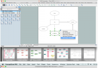 Entity Relationship Diagram | Design Element — Chen throughout Er Diagram Represents Conceptual Model Of A Database