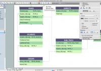 Entity-Relationship Diagram (Erd) With Conceptdraw Diagram inside Erd Maker Online Free