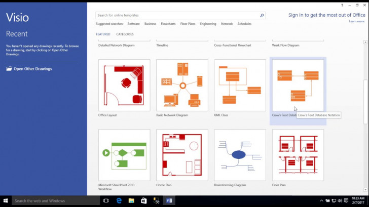 Permalink to Visio Er Diagram Template