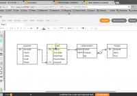 Entity-Relationship Diagrams: Minimum Cardinalities: Order Processing  Example for Cardinality In Erd Diagram