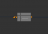 Entity Relationship Diagrams With Draw.io – Draw.io throughout Draw Schema Diagram