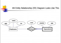 Entity Relationship Model. (Lecture 1) – Online Presentation intended for The Entity Relationship Model