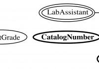 Entity-Relationship Model regarding Er Diagram Key Attribute