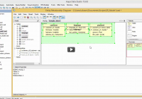 Entity Relationship Modeler Basic Demo For Aqua Data Studio throughout Er Modeler