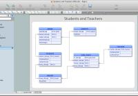 Entity Relationship Software | Professional Erd Drawing inside Er Diagram Software