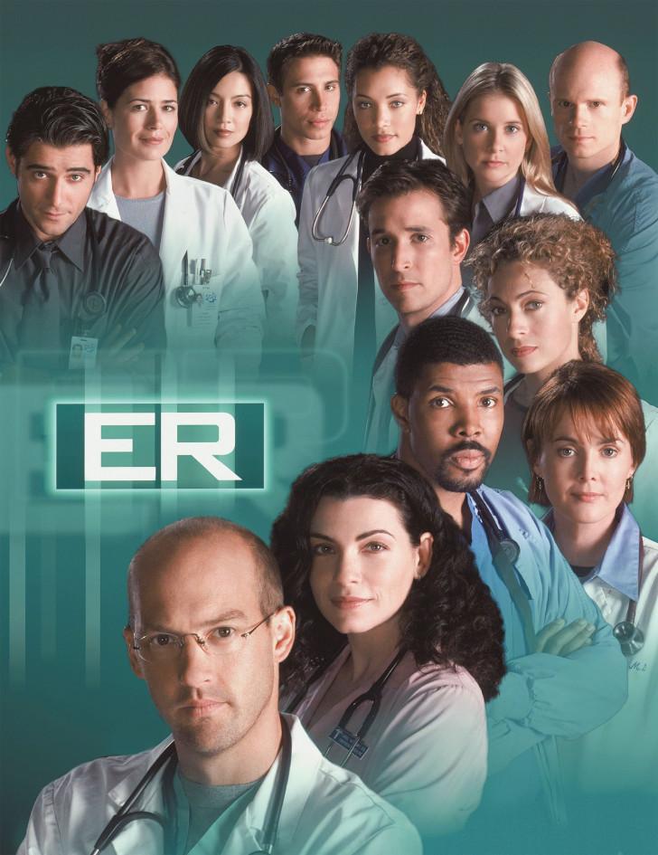 "Permalink to Er"" (1994–2009) Creator: Michael Crichton Stars: Anthony regarding Er Creator"