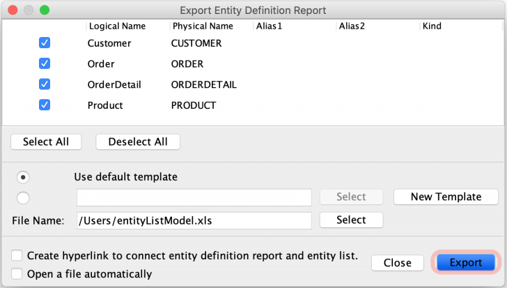 Permalink to Er Diagram (Entity-Relatonship Diagram) | Astah User's Guide for Logical Erd