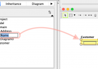 Er Diagram (Entity-Relatonship Diagram) | Astah User's Guide in Er Diagram Domain