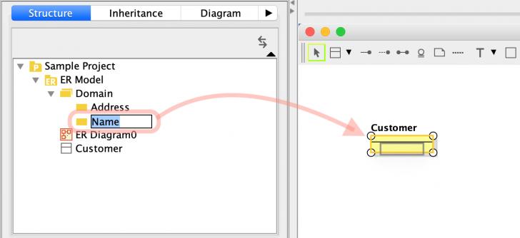 Permalink to Er Diagram (Entity-Relatonship Diagram)   Astah User's Guide pertaining to Er Diagram Rounded Arrow