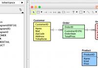 Er Diagram (Entity-Relatonship Diagram) | Astah User's Guide with Er Diagram Excel