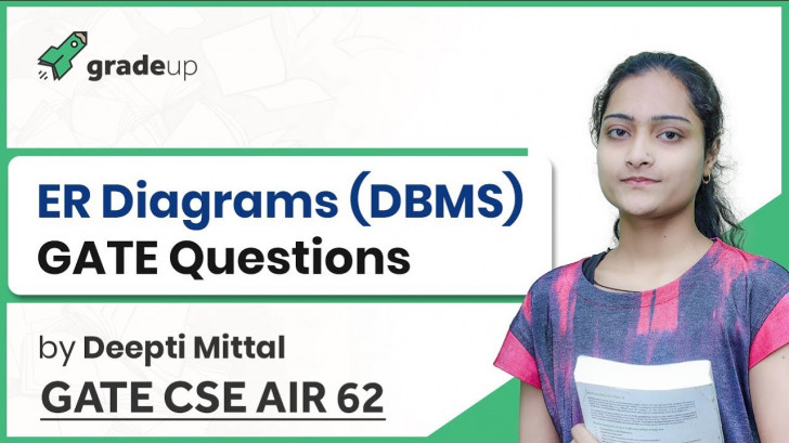 Permalink to Er Diagram Gate Questions | Dbms Gate Questions | Gate Cse Previous Papers  With Solutions| Gate 2019 for Er Diagram Gate Questions