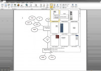 Er Diagram In Ms Word Part 8 – Illustrating Cardinality pertaining to Er Diagram In Word