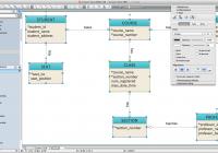 Er Diagram Programs For Mac | Professional Erd Drawing pertaining to Online Er Diagram Generator