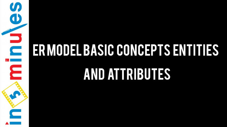 Permalink to Er Model Basic Concepts Entities And Attributes inside Er Model Basic Concepts