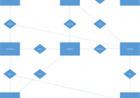 Erd For A Web Development Company – Database Administrators with regard to Er Diagram Normalization