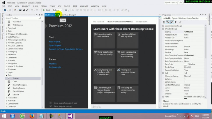 Permalink to Erd To Visual Studio 2012 With Application Window Form within Er Diagram Visual Studio 2015