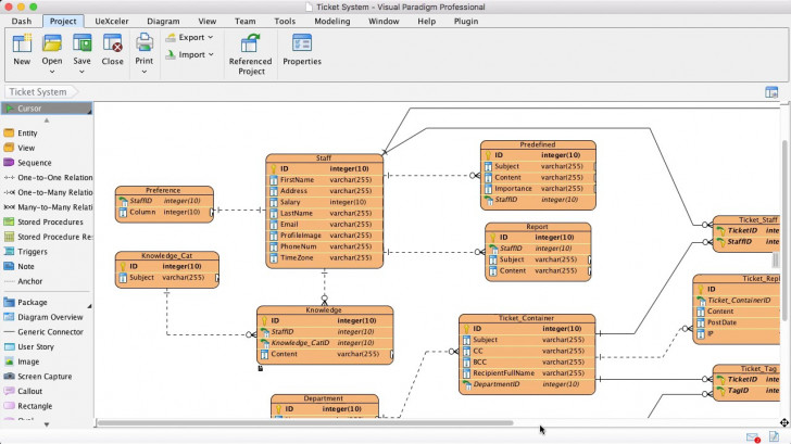 Permalink to Export Entities To Xml for Generate Er Diagram From Xml