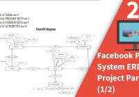 Facebook Er Diagram – 18.fearless-Wonder.de • regarding Er Diagram Example Youtube