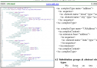 Figure 4 From Transforming Xml Schema Constraining Facets inside Er Diagram From Xsd