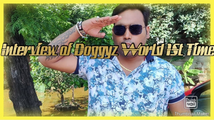 Permalink to First Time In Youtube History – Interview Of Creator Of Doggyz World  Er.anil Sodai with Er Creator