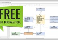 Free Uml Tool with regard to Free Erd Diagram Tool Online