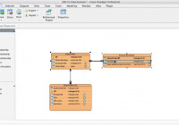 From Erd To Class Diagram – Multiple Tables Map To One Class – Youtube regarding Er Diagram Uml Example