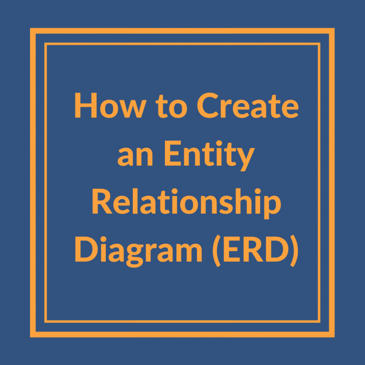 Permalink to How To Create An Entity Relationship Diagram (Erd) regarding Er Diagram Steps