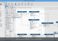 How To Create Model From An Existing Database Using Navicat? (Windows &  Linux) throughout Er Diagram Navicat