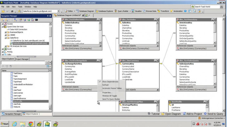 Permalink to How To Diagram Data In Toad Data Point for Er Diagram Toad