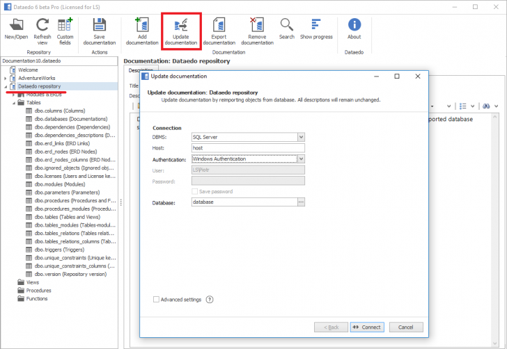 Permalink to How To Document Sql Server Database Using Visual Studio 2015 with regard to Er Diagram Visual Studio 2015