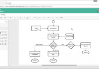How To Draw Flow Charts Online throughout Online Erd Designer