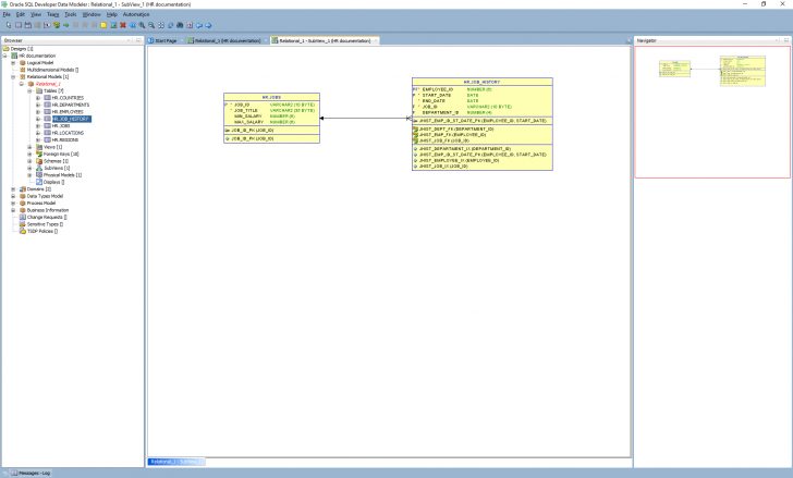 Permalink to How To Generate Database Documentation With Oracle Sql intended for Sql Developer 4 Er Diagram