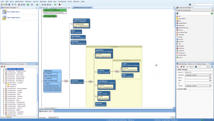Permalink to How To Visualize An Xml Schema? – Stack Overflow intended for Er Diagram Xml