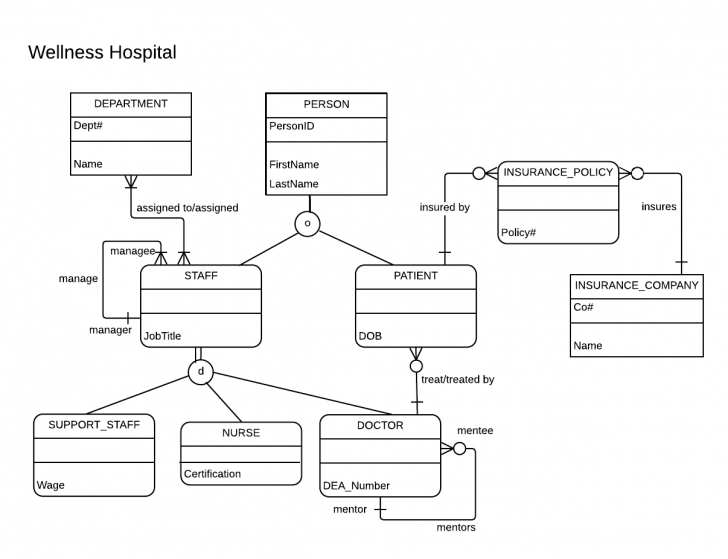 Permalink to Strong Entity In Er Diagram