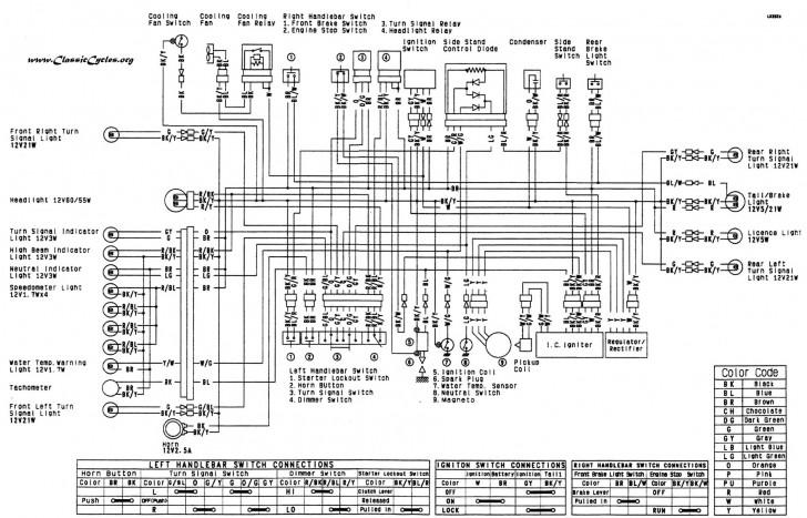 Permalink to Kawasaki Er 6 Wiring Diagram Pdf | Bege Wiring Diagram pertaining to Er 6 Wiring Diagram